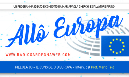 Allô Europa: [PILLOLA 03] Il Consiglio d'Europa (Approfondimento del Prof. Mario Telò)