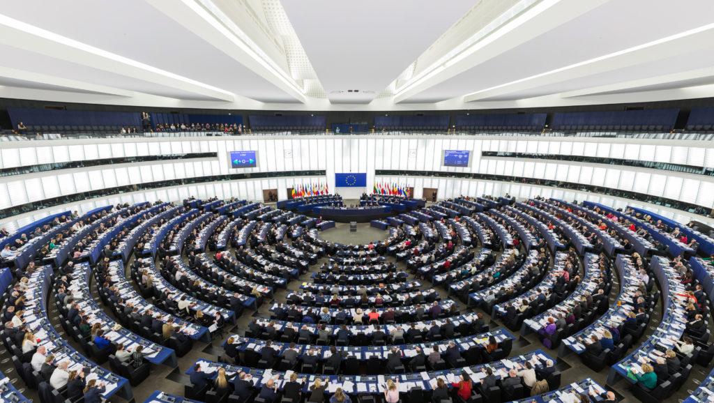 Parlamento Europeo - Allô Europa - Pillola 02