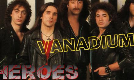 Oggi conosciamo i Vanadium