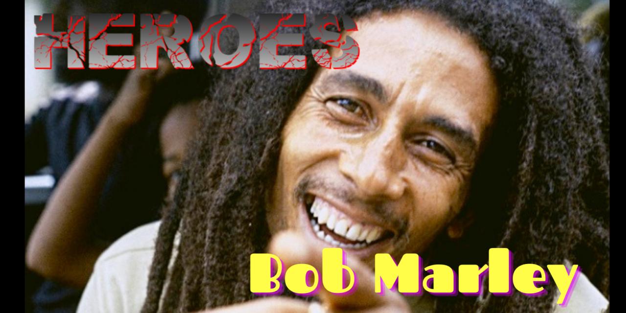Oggi parliamo di Bob Marley (Prima parte)