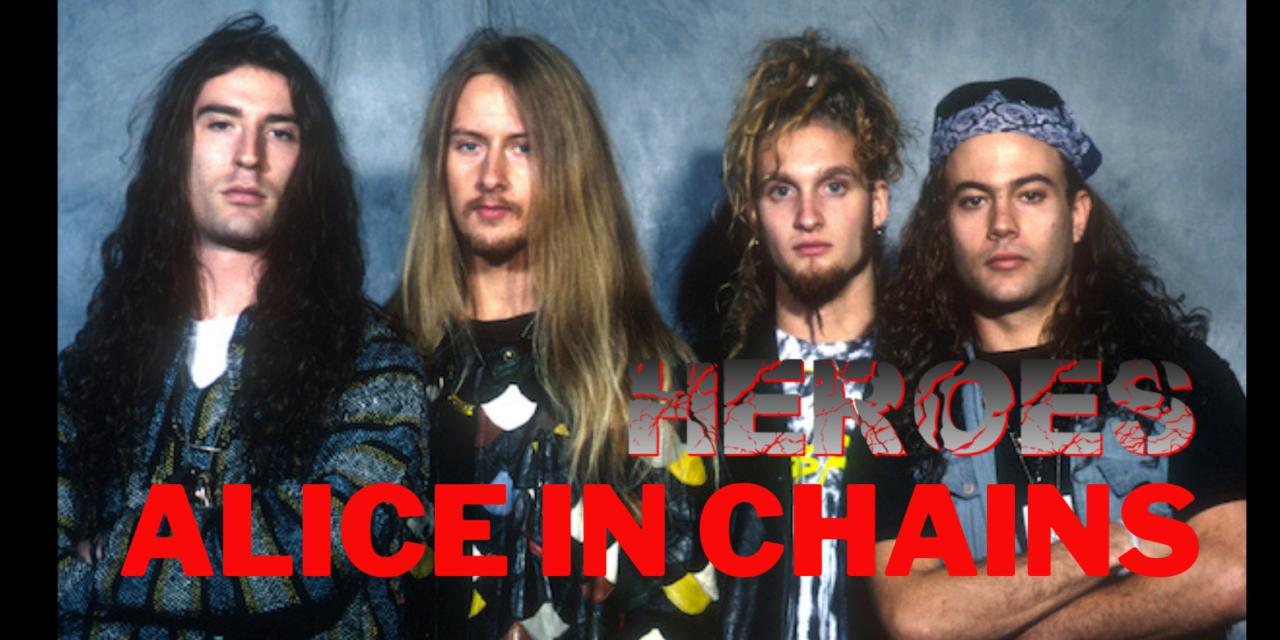 Oggi conosciamo gli Alice in Chains