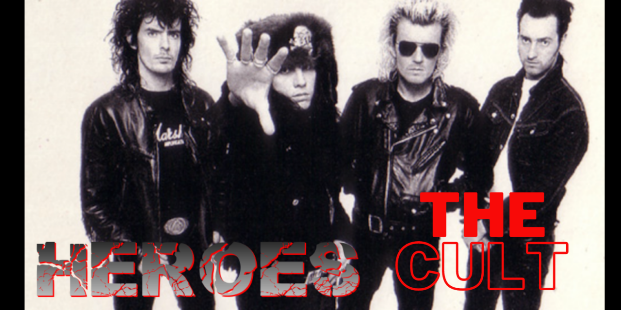 Oggi conosciamo i The Cult