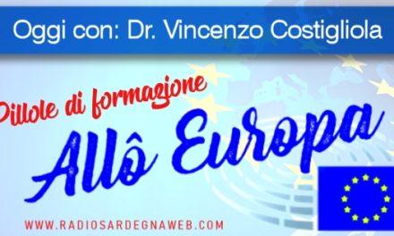 Allô Europa: [PILLOLA DI FORMAZIONE 02] – Vincenzo Costigliola