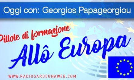 Allô Europa: [PILLOLA DI FORMAZIONE 03] – Georgios Papageorgiou