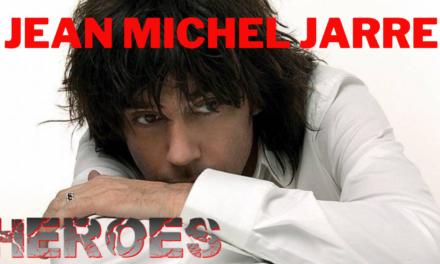 Oggi conosciamo Jean Michel Jarre
