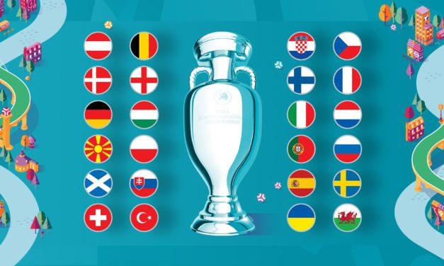 Europei 2020: L'Italia va avanti