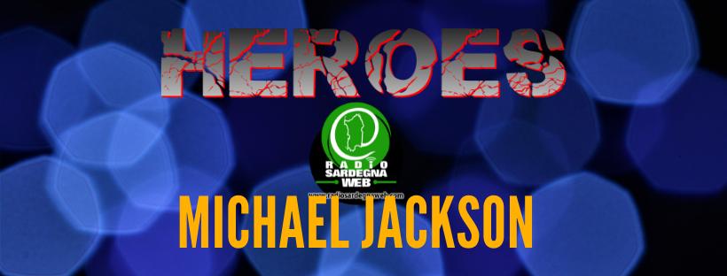 Michael Jackson protagonista nel programma Heroes